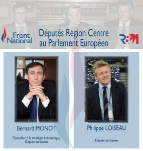 Vos élus au P. Européen