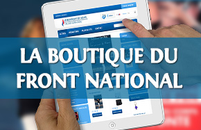 boutique Front National Cher