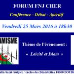 Forum FNJ Cher
