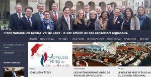 Le Site Officiel du Groupe FN au Conseil Régional