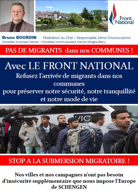 Migrants Vierzon